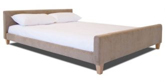 Loft Upholstered Bed Frame
