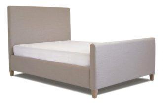 Tall Upholstered Bed Frame