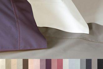 Cotton Colour Bed Linen