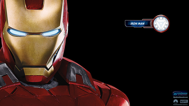 Iron Mans Bed