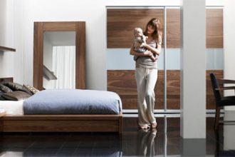 Bedroom decorating - longbeds