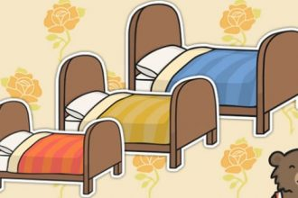 Goldilocks-and-The-Three-Bears-Bed-Cut-Outs twinkle