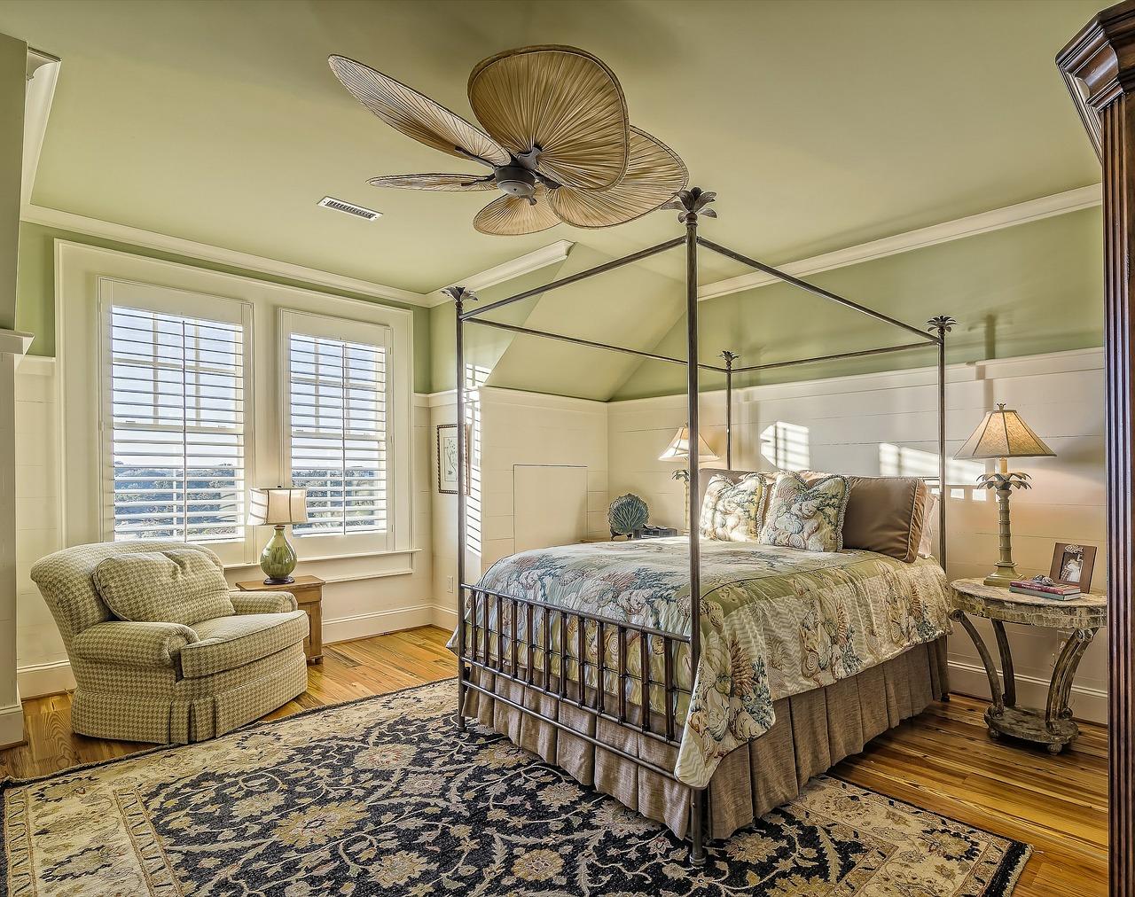 Bedroom Design - Top Tips For A Restful Room